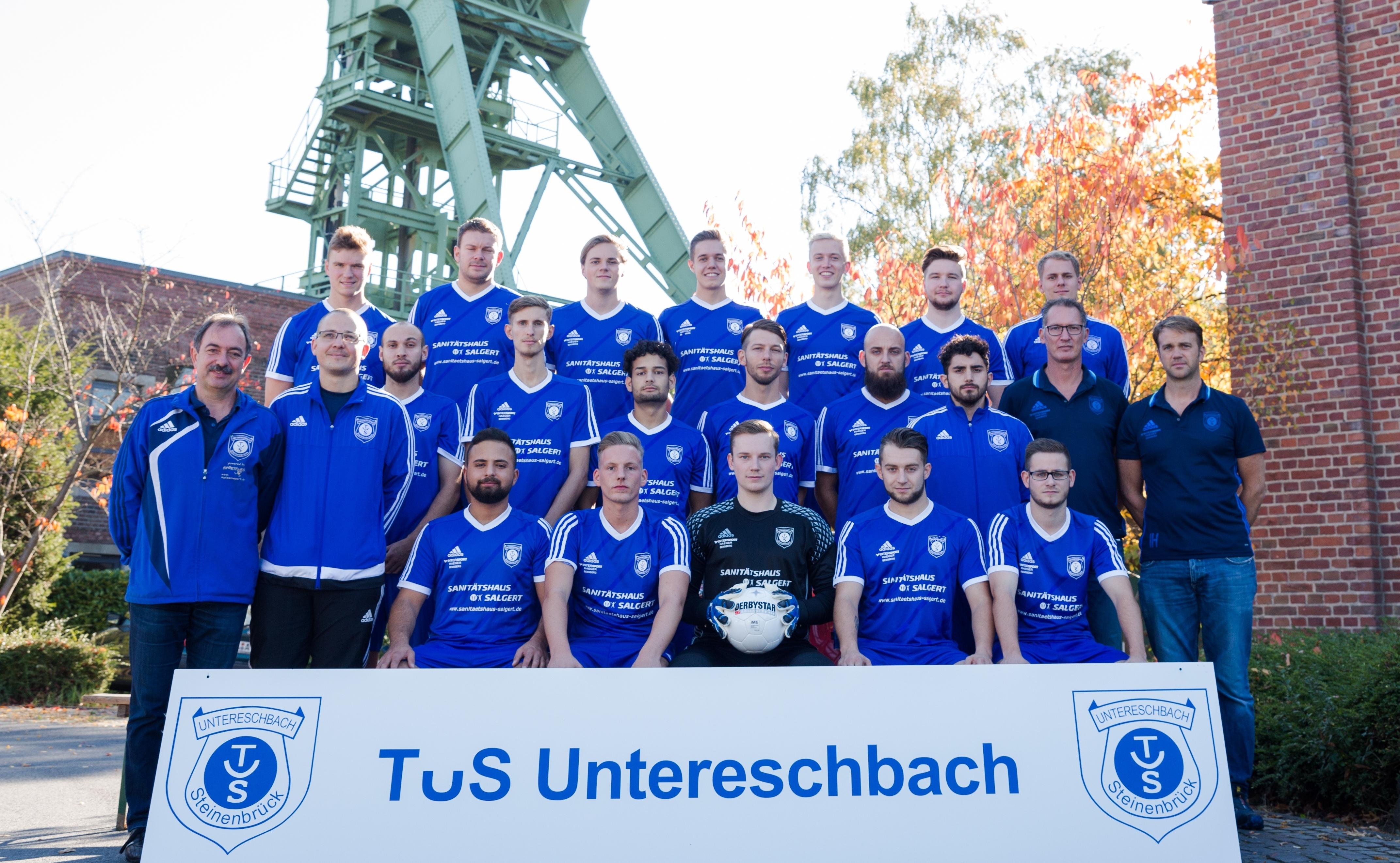 TUS Untereschbach Zweite Mannschaft Fußball